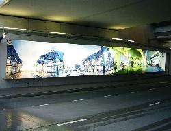 Banner Backlit