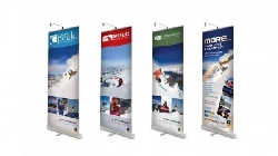 Pret print Roll-Up Banner